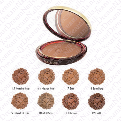 Collistar Bronzing Powder Cafe