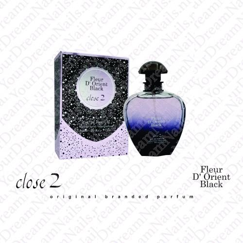 Fleur D' Orient Black